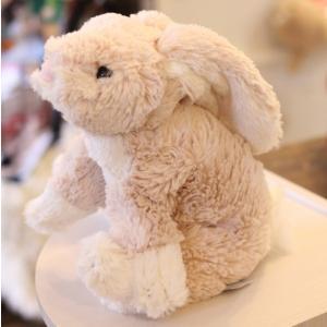 うさぎのぬいぐるみ JELLYCAT 英国 LOPPY OATMEAL BUNNY ジェリーキャットのぬいぐるみ ウサギ|hondastore