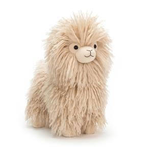 Luscious Llama リャマのぬいぐるみ JELLYCAT  英国 ジェリーキャット ぬいぐるみ アルパカ ラマ|hondastore