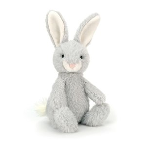 NibblesSilver Bunny うさぎ ぬいぐるみ Jellycat ジェリーキャット|hondastore