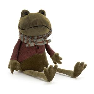 Riverside Rambler Frog カエル ぬいぐるみ Jellycat ジェリーキャット|hondastore