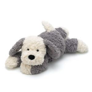 Tumblie Sheep Dog 犬のぬいぐるみ Jellycat ジェリーキャット|hondastore