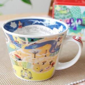ムーミン スープマグカップ マップ MM322-36 山加商店 yamaka|honest