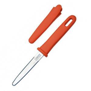 【メール便可4点まで】 ダンボールのこ ダンちゃん キャップ付き オレンジ 長谷川刃物