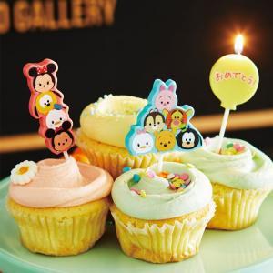 ディズニー キャラクター パーティー キャンドル「ツムツム」パーティー バースデーキャンドル キャンドル ミッキー ミニー ドナルド チップ プーさん|honest