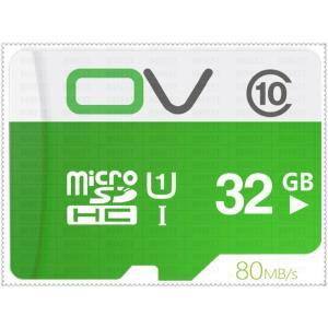 ネットワークカメラ WEBカメラ ワイヤレスカメラ 防犯カメラ 録画用 MicroSDカード 32GB フォーマット済