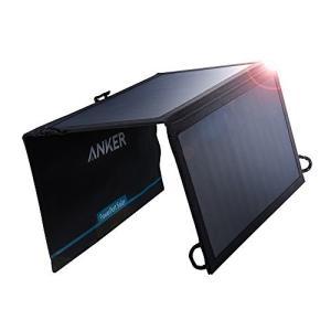 Anker PowerPort Solar Lite (15W 2ポート USB ソーラーチャージャー)  PowerIQ搭載 A2422011 honey-pot