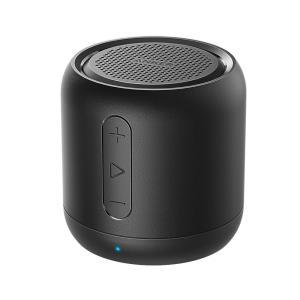 Anker アンカー SoundCore mini コンパクト Bluetoothスピーカー 15時間連続再生 / 内蔵マイク搭載  (ブラック) a3101511