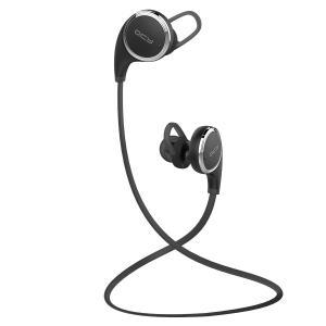 QCY QY8 白黒2色 Bluetooth イヤホン BT ver 4.1 ワイヤレスイヤホン APT-X CSR 8645 CVC6.0 黒|honey-pot