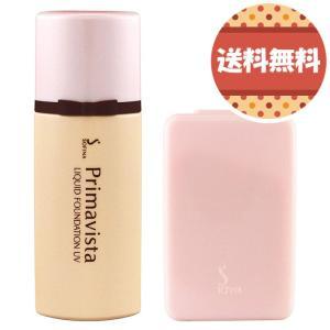 プリマヴィスタ 化粧のり実感リキッドファンデーション UV オークル03 SPF25 PA++ 30ml honey-pot