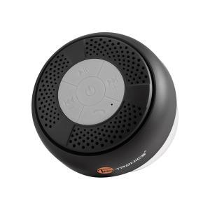 TaoTronics タオ トロニクス 吸盤式Bluetooth 3.0 ワイヤレススピーカー マイク搭載(防水仕様)A2DP/AVRCP対応 TT-SK03(B)|honey-pot