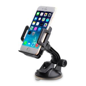 TaoTronics ゲル吸盤式 スマートフォン 携帯車載ホルダー TT-SH08|honey-pot