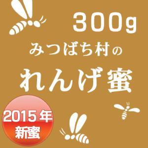 はちみつ(国産/純粋)れんげ蜜300g 2015年蜜【岐阜県産】|honey-shop