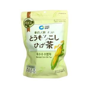 清浄園/チョンジョンウォン/とうもろこしのひげ茶/10gx15包入/韓国/韓国食品/とうもろこし/トウモロコシ茶/お茶/飲み物