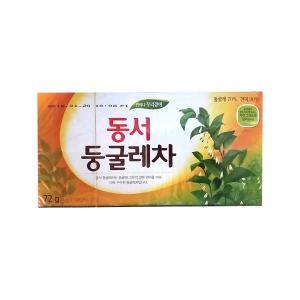 ドンソ/東西/あまどころ茶/ドングレ茶/ティーパック/4gx18包入り/韓国/韓国食品/お茶