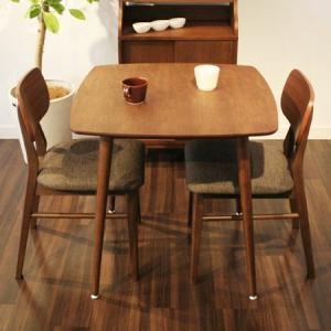 ダイニングテーブル emo エモ リビングテーブル リビング家具 木製 送料無料|honeycomb-room
