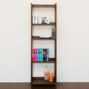 ラック emo 5段 エモ シェルフ 棚 木製 リビング収納 収納家具 送料無料|honeycomb-room