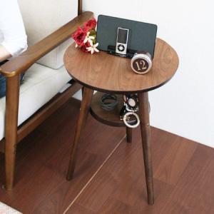 サイドテーブル emo ナイトテーブル リビング家具 木製|honeycomb-room
