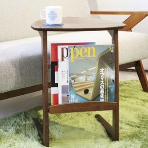 サイドテーブル emo エモ ナイトテーブル 小物収納 木製|honeycomb-room