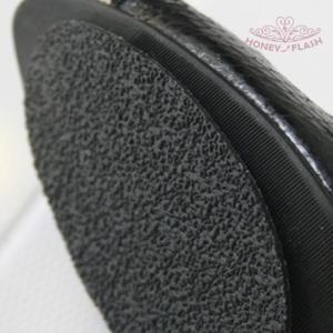 シューズ小物 滑り止め シール 靴 靴底 靴裏 ゴム レディース ブラック