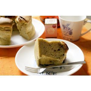 ベイクウェアー シフォンケーキ15cm アルミフッ素樹脂加工|honeyware