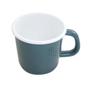 ホーロー マグカップ 保温性抜群 富士ホーロー キッチン雑貨 アウトドア 8cmマグ 安心のメーカー直販|honeyware