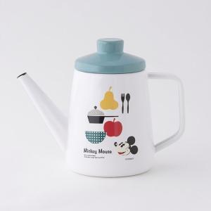 富士ホーロー ハニーウェア disney ミッキー&ミニーシリーズ ディズニー1.0Lドリップポット disney_y|honeyware