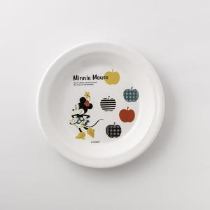 【安心のメーカー直販】Disney 富士ホーロー ディズニー18cmプレート ホワイト ハニーウェア ホーロー 皿 琺瑯 丸皿 リム皿 disney_y|honeyware