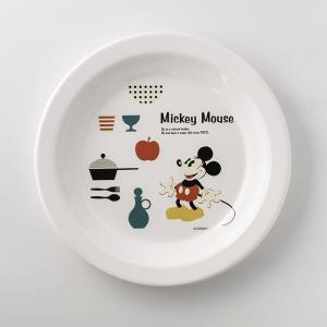 【安心のメーカー直販】Disney 富士ホーロー ディズニー23cmプレート ホワイト ハニーウェア ホーロー 皿 琺瑯 丸皿 リム皿 disney_y|honeyware