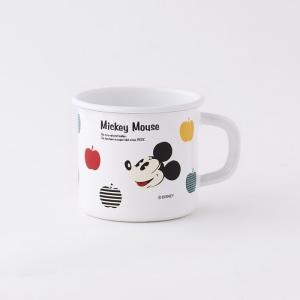 【安心のメーカー直販】Disney ディズニー7cmマグ1 富士ホーロー ハニーウェア 琺瑯 マグカップ アウトドア 雑貨 disney_y|honeyware