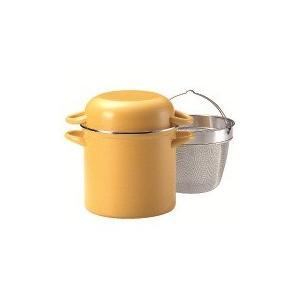 ホーロー パスタパン 20cm|honeyware
