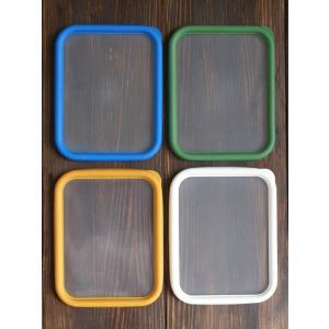 深型角容器Lサイズ用 フタ|honeyware
