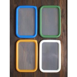 深型角容器Mサイズ用 フタ|honeyware