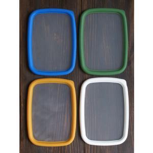 浅型角容器Mサイズ用 フタ |honeyware