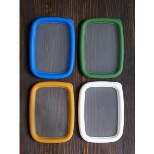 浅型角容器Sサイズ用 フタ |honeyware