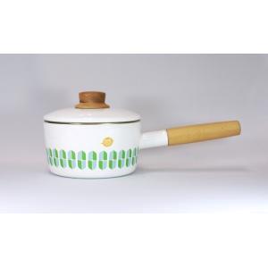 富士ホーロー ハニーウェア 16cm ソースパン|honeyware