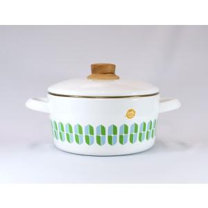 20cm 両手鍋|honeyware