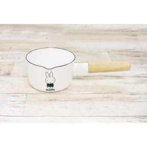 ミッフィー &チェック12cmミルクパン|honeyware