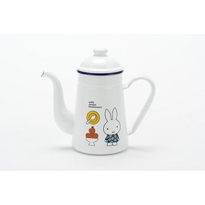 ミッフィー 11cm コーヒーポット|honeyware