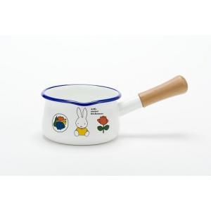 ミッフィー 15cm ミルクパン|honeyware