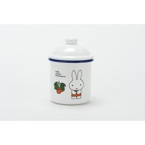 【安心のメーカー直販】ミッフィー 9cm キャニスター A|honeyware