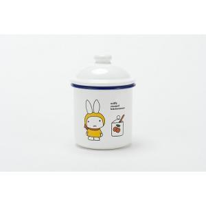 【安心のメーカー直販】ミッフィー 9cm キャニスター B|honeyware