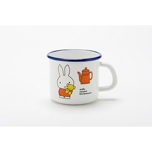 【安心のメーカー直販】富士ホーロー ハニーウェア ミッフィー 9cm マグカップ 3|honeyware