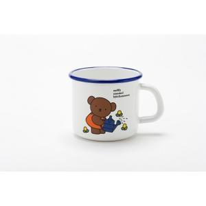 【安心のメーカー直販】富士ホーロー ハニーウェア ミッフィー 9cm マグカップ 4 |honeyware