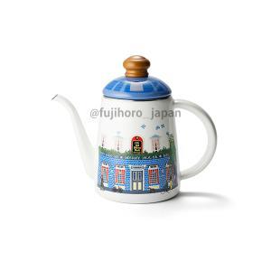 メリーシリーズ  11cm ドリップポット ハウス|honeyware