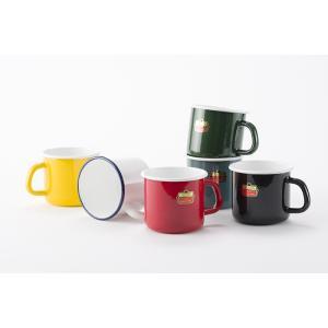 富士ホーロー ハニーウェア ソリッドシリーズ 9cmマグ|honeyware