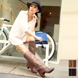 ( 美脚カバー・クラシカルロングブーツ(b0433) )  美脚 無地 小さいサイズ 大きいサイズ ...