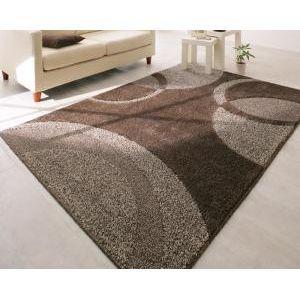 モダンラグ【Bijal】ビジャル 190×190 【代引不可】 [4D] [00]|honkeya