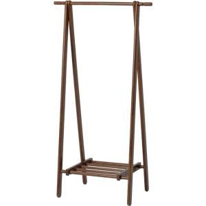 木製ハンガー 6110-6-80(KI)BR 【代引不可】 [09]|honkeya