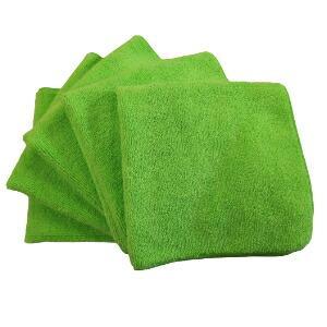 【5枚セット】コーティング剤拭き取りタオル「キーパークロス」 [99]|honkeya