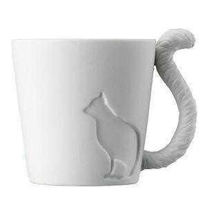 Mugtail 磁器製マグカップ ネコ 【代引不可】 [01]|honkeya
